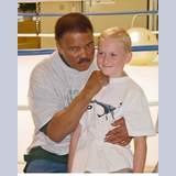06 - Brandon, picking a fight with Mohammad Ali, the greatest boxer that has ever lived.
